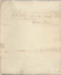 Minutes of a conference, held by the delegates of the honble Continental Congress with General Washington, 18-22 October 1775