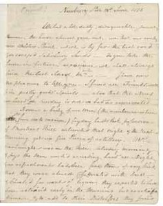 Letter from John Bromfield to Jeremiah Powell, 21 June 1775