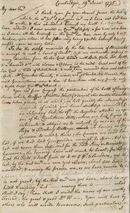 Letter from Joseph Palmer to John Adams, 19 June 1775