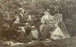 William Smeal and family