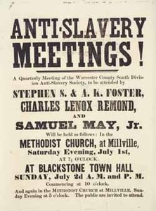Anti-Slavery Meetings!