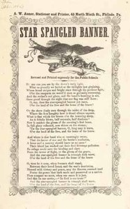 Star Spangled Banner: Revised and Printed expressly for the Public Schools