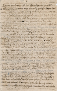 Letter from Hannah Winthrop to Mercy Otis Warren, 24 January 1776
