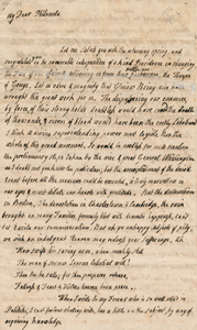 Letter from Hannah Winthrop to Mercy Otis Warren, 2 April 1776