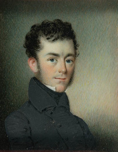 Unidentified young man of the Perry family