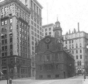"""""""Old State House"""""""