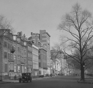 """Beacon St., east from Arlington St."""