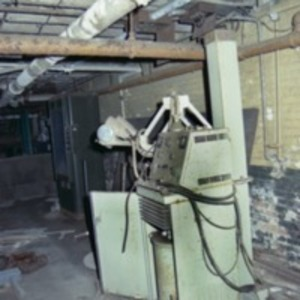 Machinery in the Basement