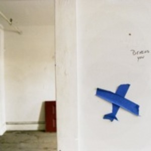 Blue Tape and Graffiti
