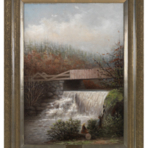 Cook's Dam at Leeds