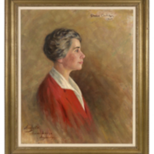 Mrs. Grace Coolidge