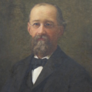 Portrait of Charles Ammi Cutter