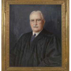 Portrait of the Honorable Henry P. Field
