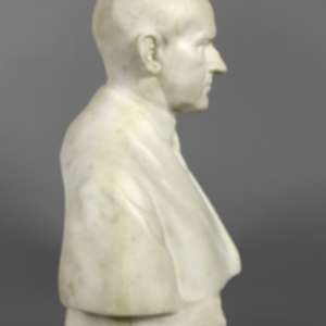 Bust of Calvin Coolidge