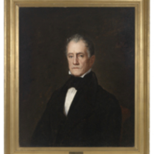 Portrait of Roswell Hubbard