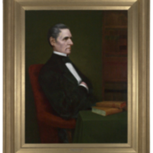 Portrait of Charles Edward Forbes