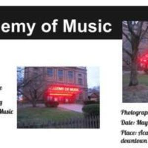 Acacdemy of Music