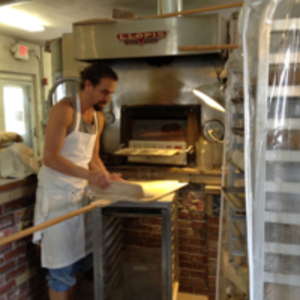 Baker at Hungry Ghost Bakery