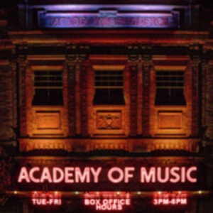 Academy of Music, Main Street
