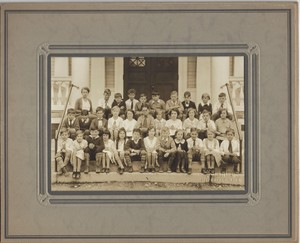 Miss Tuttle's Fourth Grade Class 1931