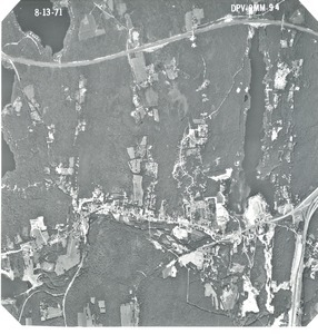 Worcester County: aerial photograph. dpv-9mm-94