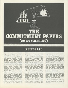 Commitment papers