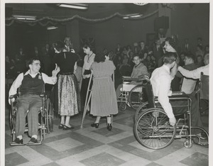 The 1952 leap year dance