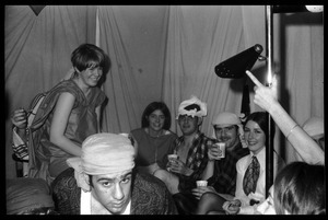 Bean's Arabian party, Kennedy Tower 605 (Southwest Residential Area), ' UMass Amherst