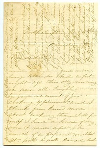 Lyman Family Papers, 1839-1942