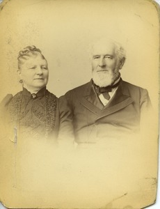 Catherine Lyman and Edward Hutchinson Robbins Lyman