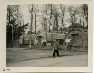 Quonset huts of 207th
