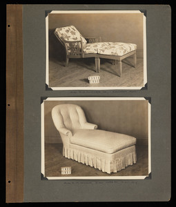 """""""Miscellaneous Sofas: Day Beds, Chaise Longes 15A"""""""