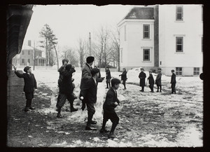 Boys at the Intermediate School, Shrewsbury, Mass., undated
