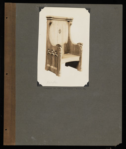 """Bishop's Chairs 9A"""