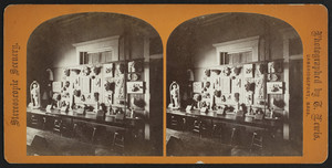 Art room, Normal School, Bridgewater, Mass., undated