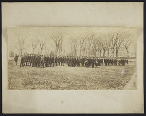 Civil War cadets