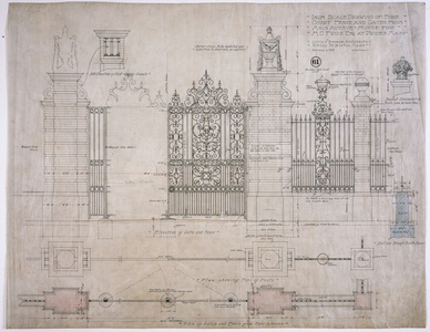 Arthur Little and Herbert W.C. Browne architectural collection