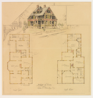 Henry M. Francis architectural collection