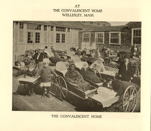 At the Convalescent Home, Wellesley, Mass.