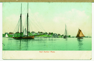 Hull Harbor, Mass.