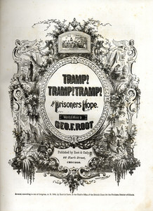 Tramp! Tramp! Tramp! : the prisoner's hope