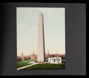 Album 3: Hand-colored views of Massachusetts and New York by Henry Peabody