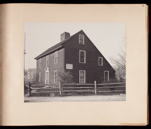"""Album 4: """"New England Vol. 3,"""" views of New England by Henry Peabody"""