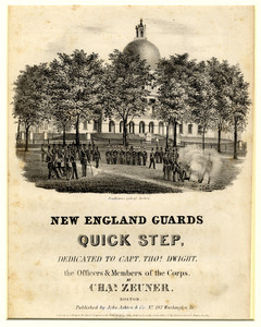 New England Guards quick step