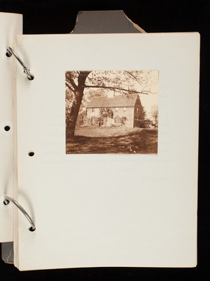 Album 1, Book 1: Massachusetts Historic Homes and Landmarks
