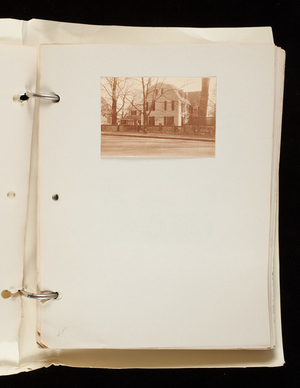 Album 1, Book 3: Massachusetts Historic Homes and Landmarks
