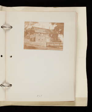 Album 1, Book 7: Massachusetts Historic Homes and Landmarks