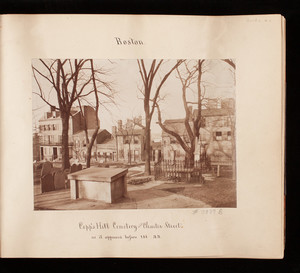 Album 7: Historic Landmarks of Boston and Vicinity by Wilfred French