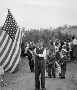 Fourth of July, North Danville, Vermont, 1952