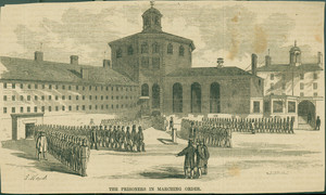 The Prisoners in Marching Order